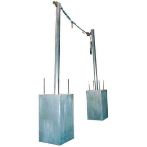 Securaspan Concrete Cast / Pour or Drill In Place