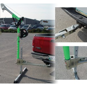 Vehicle Hitch Mounted Systems