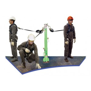 Portable Fall Arrest Systems and Accessories