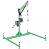 #DB.8518040: Advanced 5 Piece Davit Hoist System