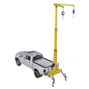 Trailer Mount Systems (Adjustable)