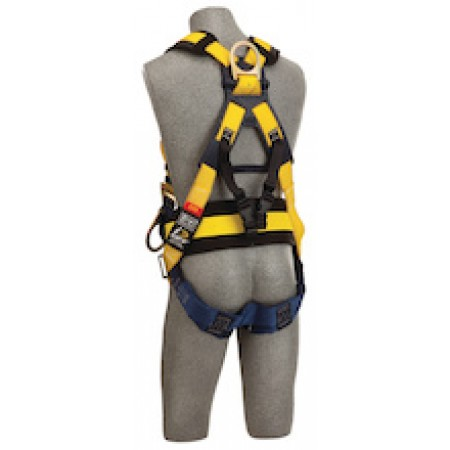 DB 1106404: Delta Vest Style Iron Worker's Harness with