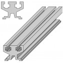 #TS.59000: Economy Aluminum light weight horizontal fall arrest double rail
